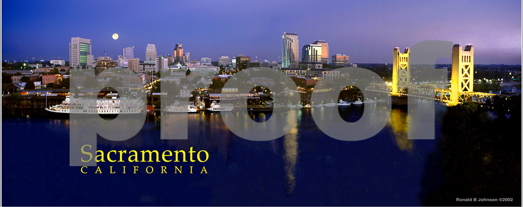 Sacramento Skyline Images