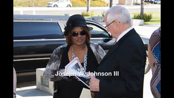 Slide show of Joe's Funeral